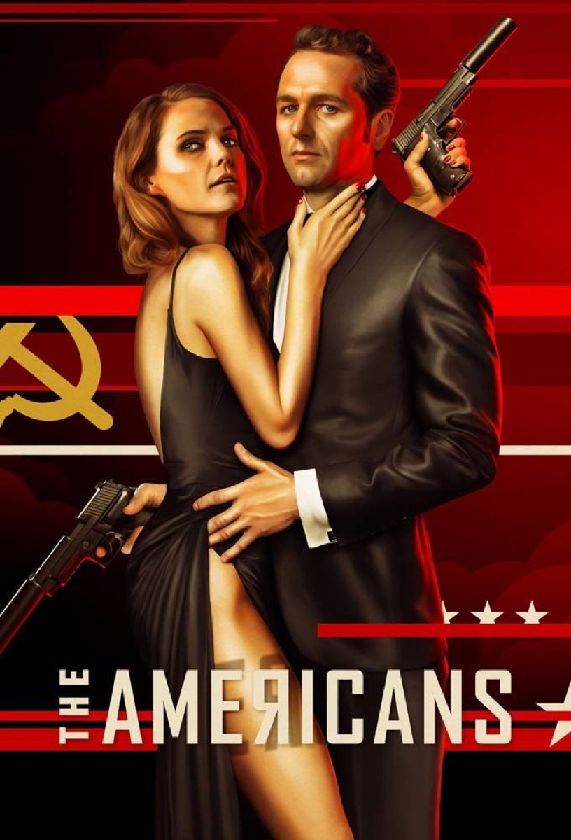 The Americans TV Show Poster