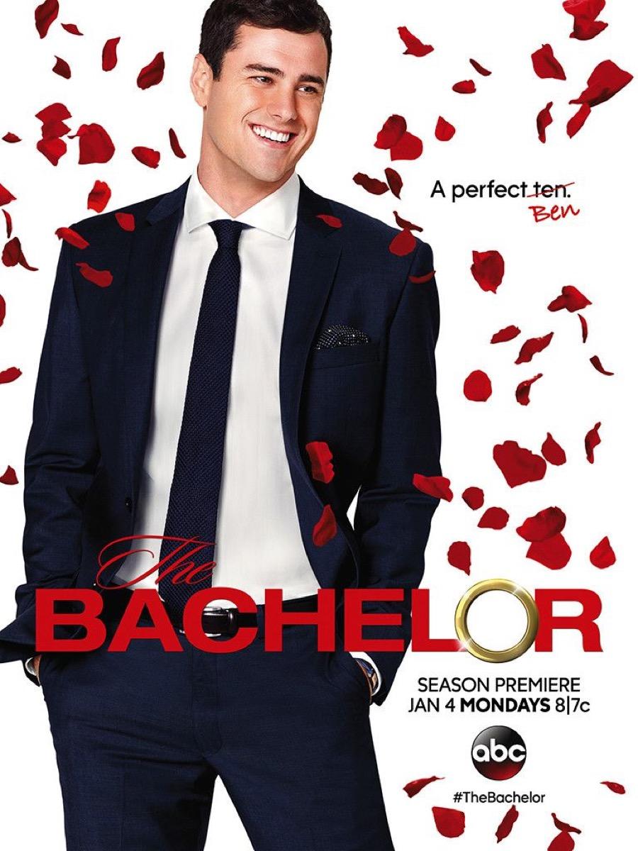 The Bachelor Ben tv poster