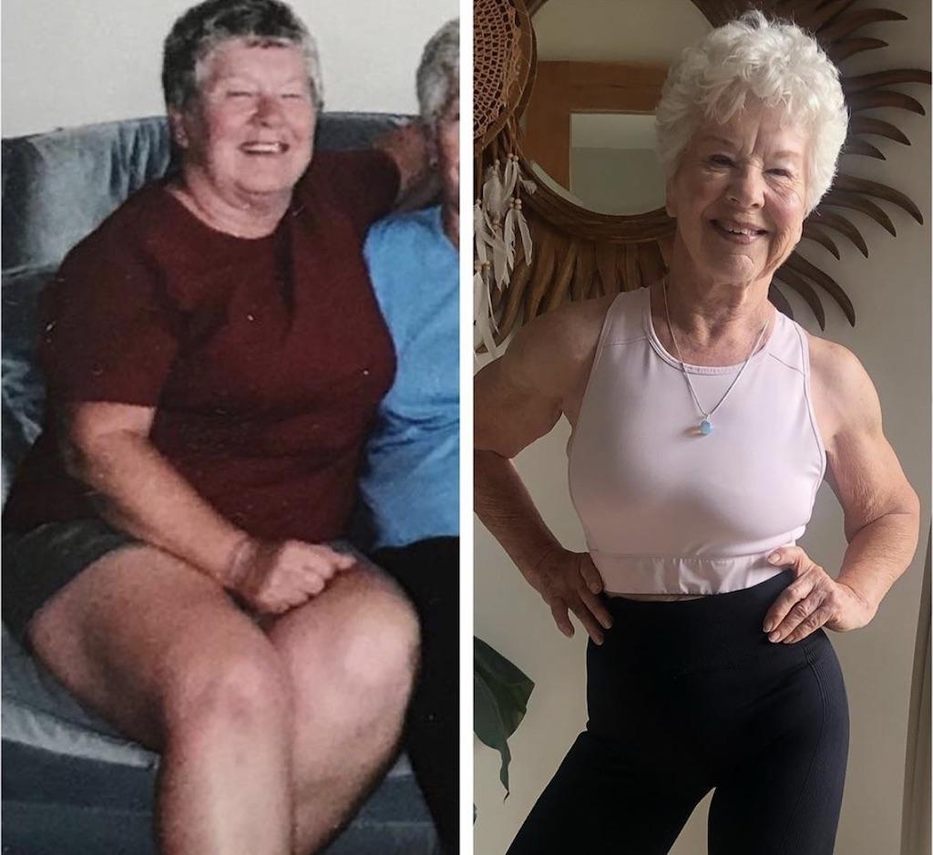 joan macdonald loses 55 pounds