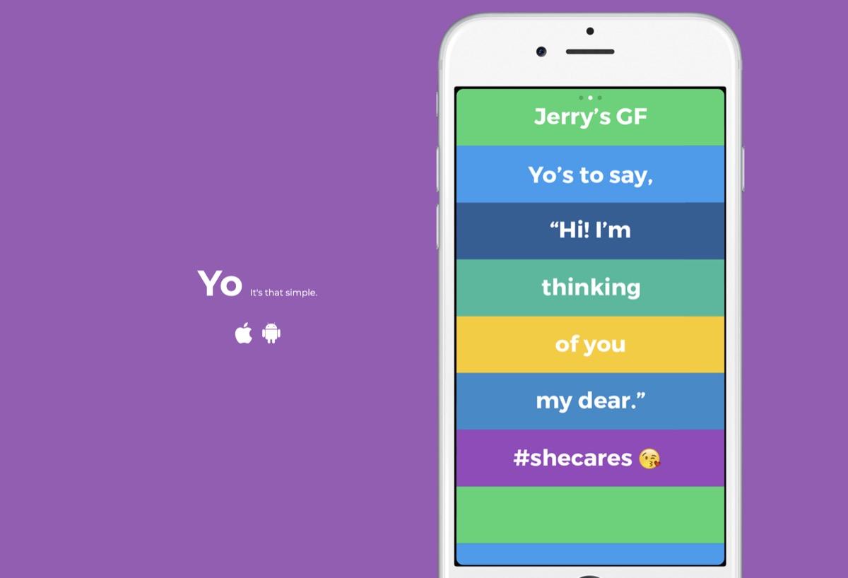 yo app website