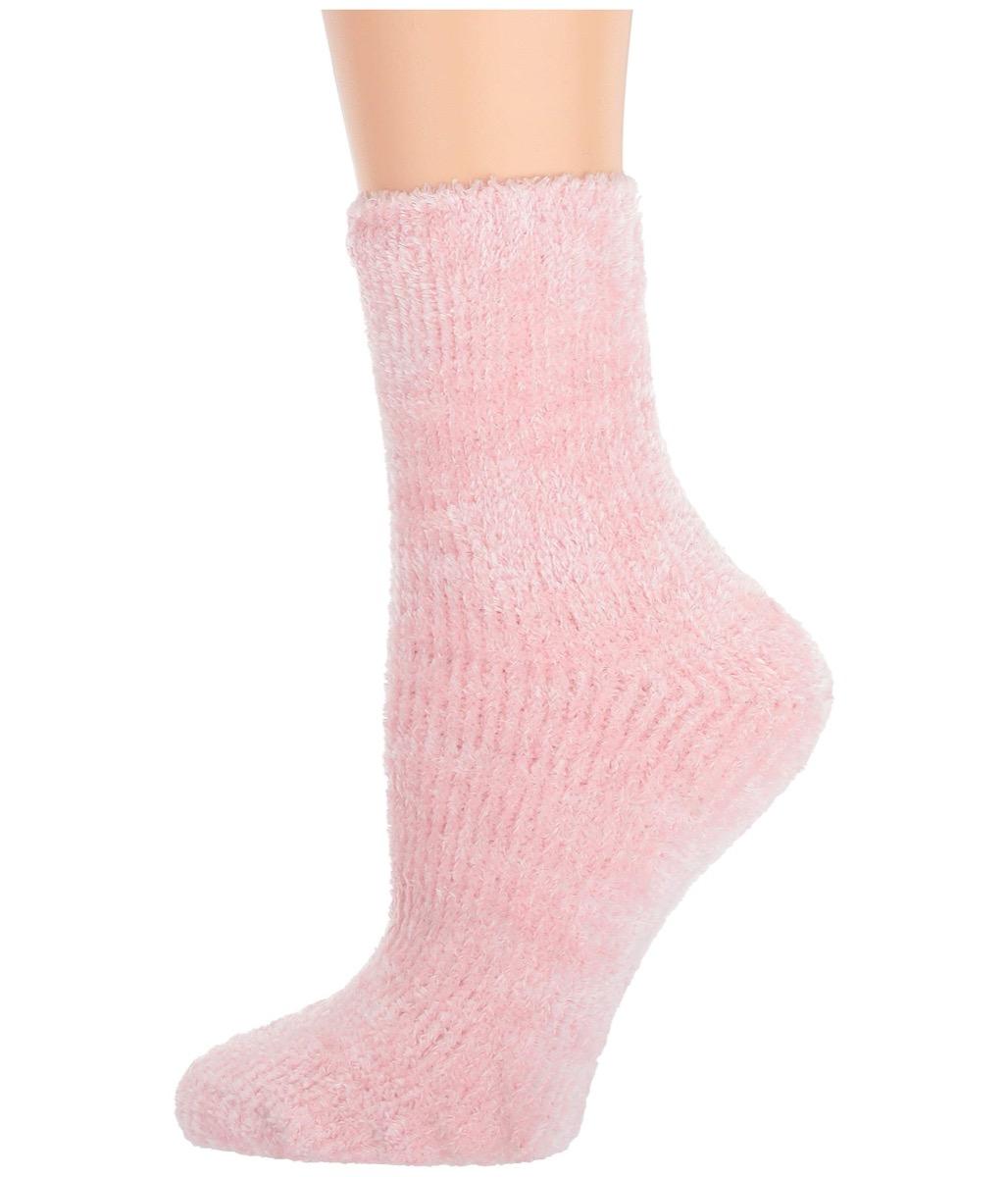 zappos-furry-socks