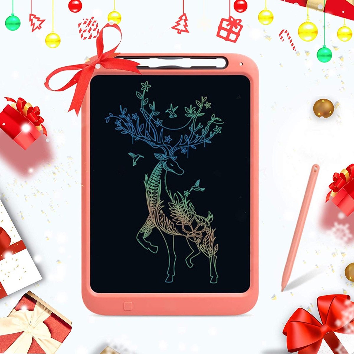 colorful LCD drawing screen for kids