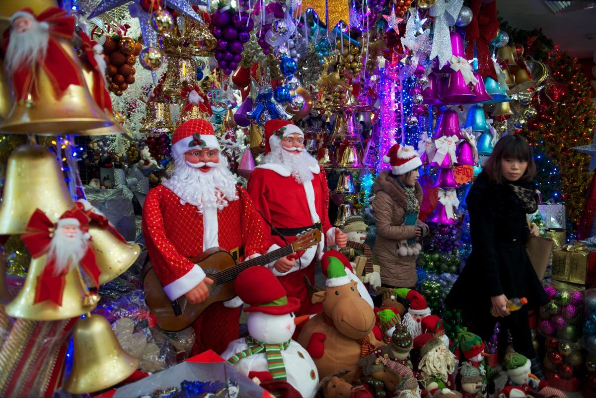 Holiday Market in Beijing
