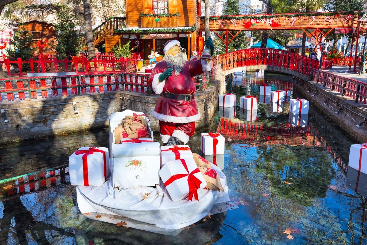 Santa's Village in Greece