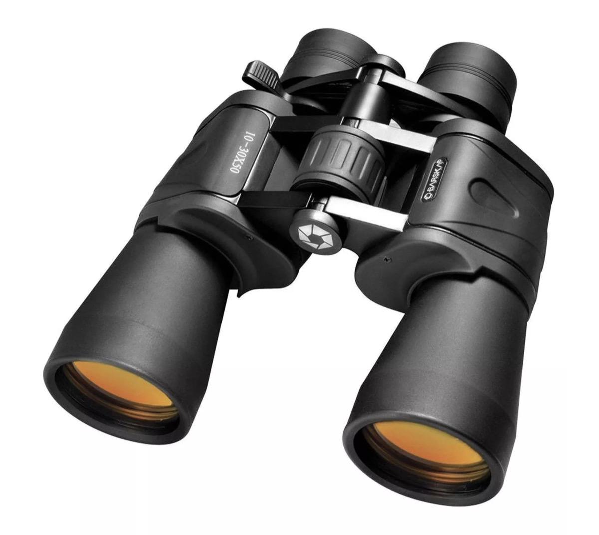 black barska gladiator zoom ruby lens binoculars