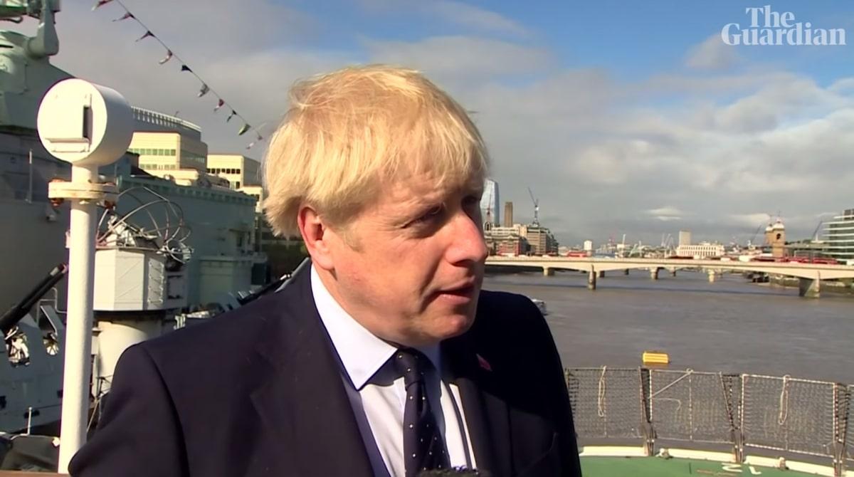 Boris Johnson denies lying to Queen Elizabeth in Interview