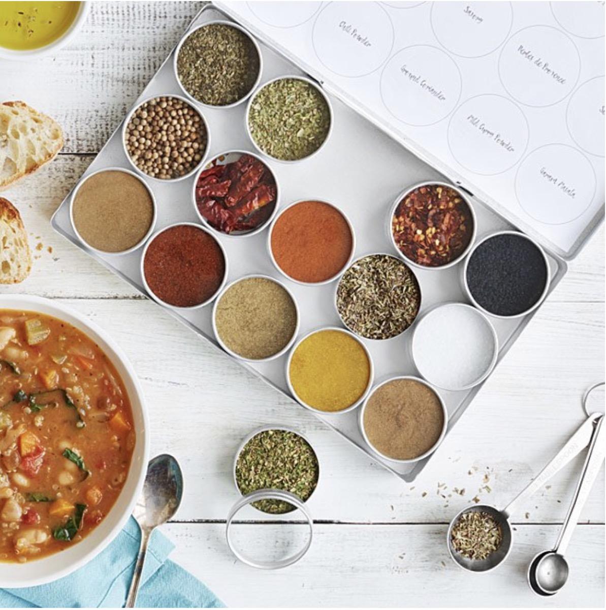 global chili and stew seasoning kit