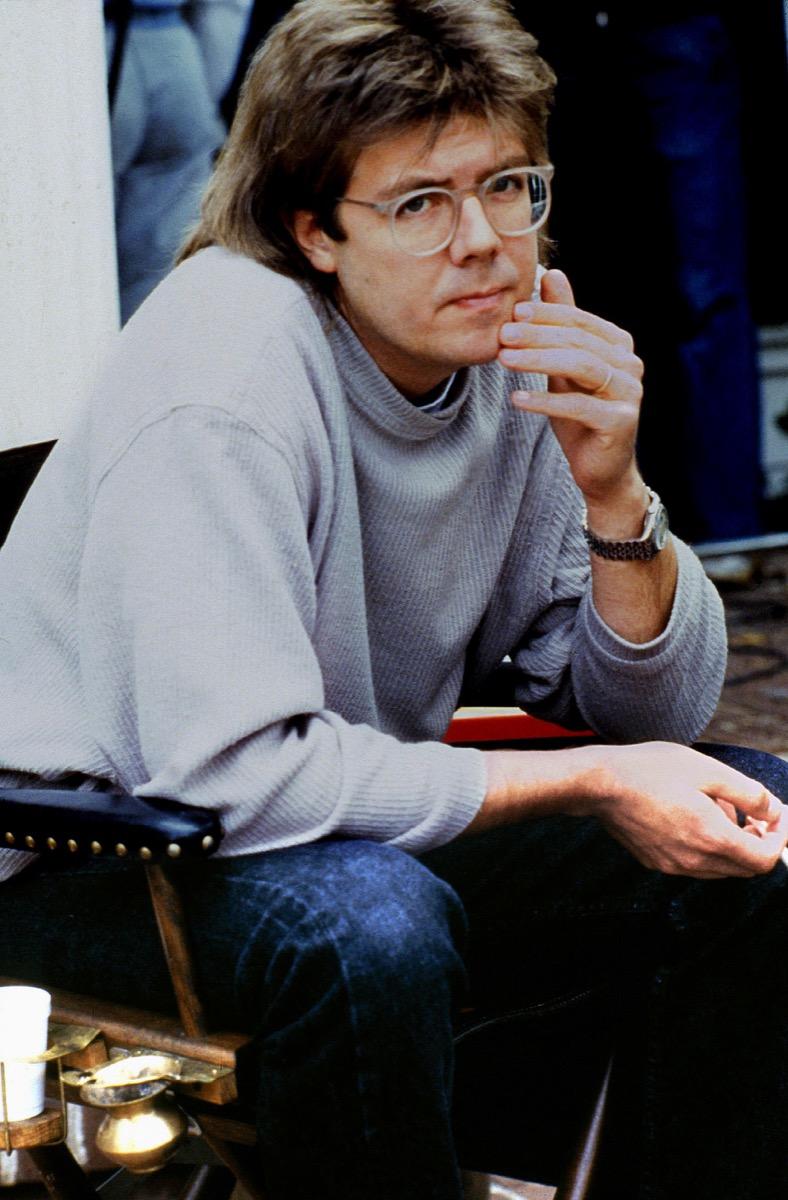 Director John Hughes