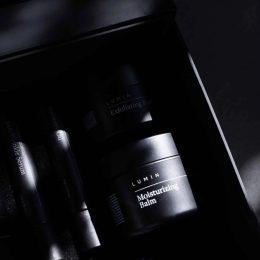 black lumin skincare products