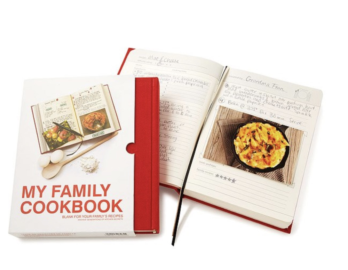 my family coobook