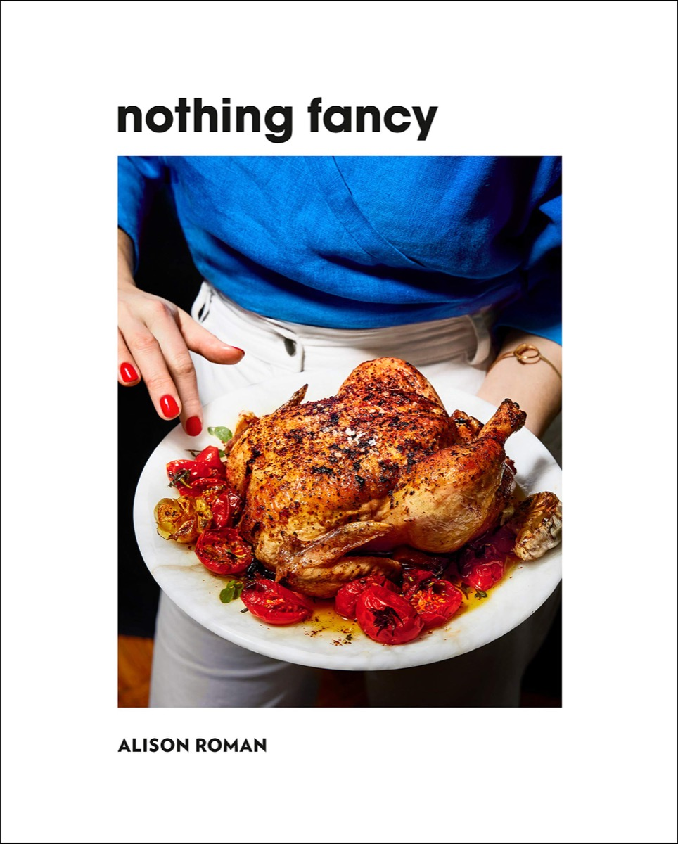 nothing fancy by alison roman cover