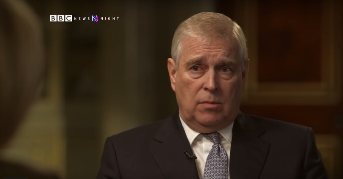 Prince Andrew's BBC interview 2019 about Jeffrey Epstein