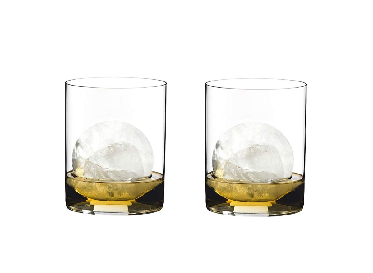 riedel clear wine and whiskey tumbler