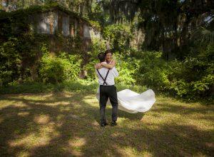 plantation weddings