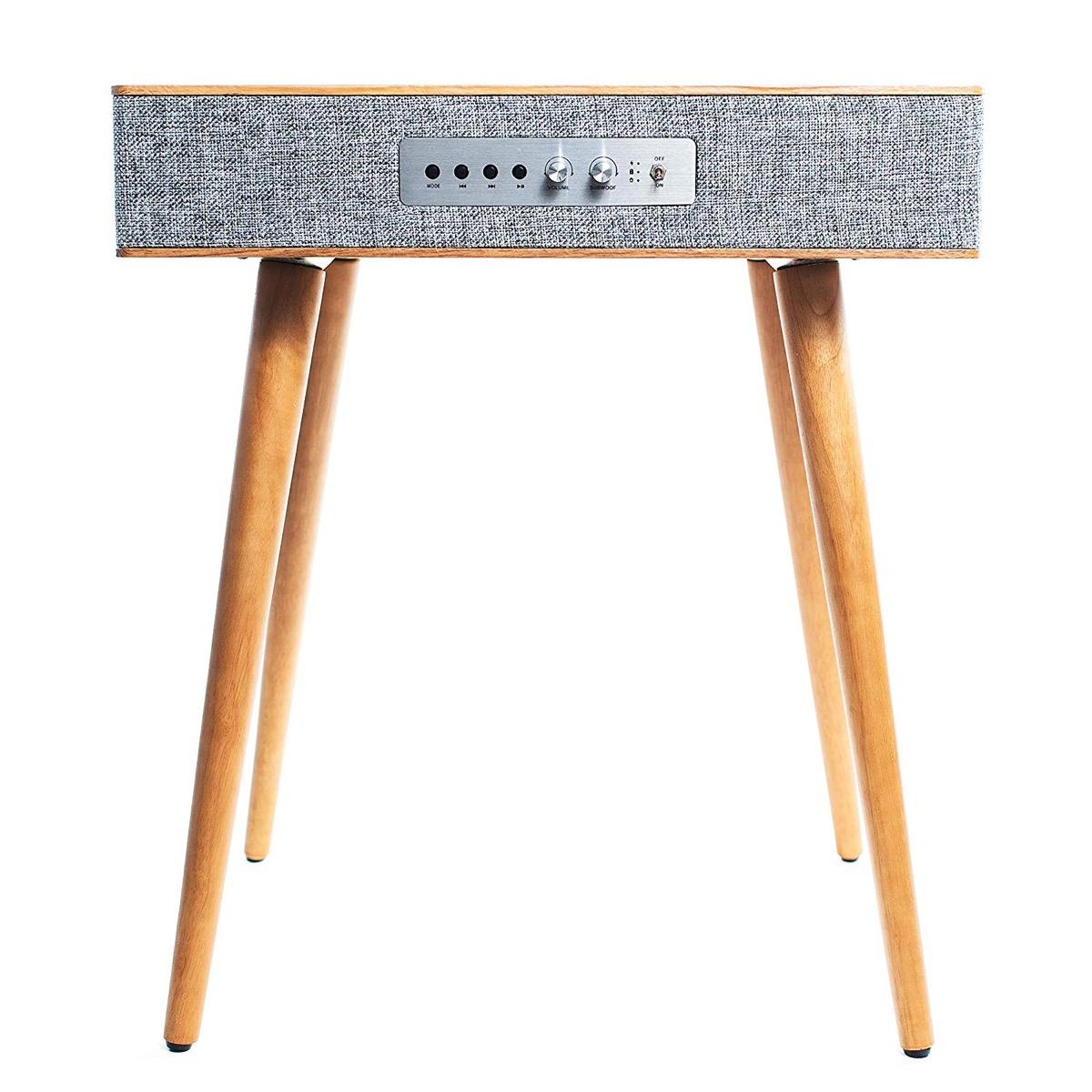sierra modern home speaker table