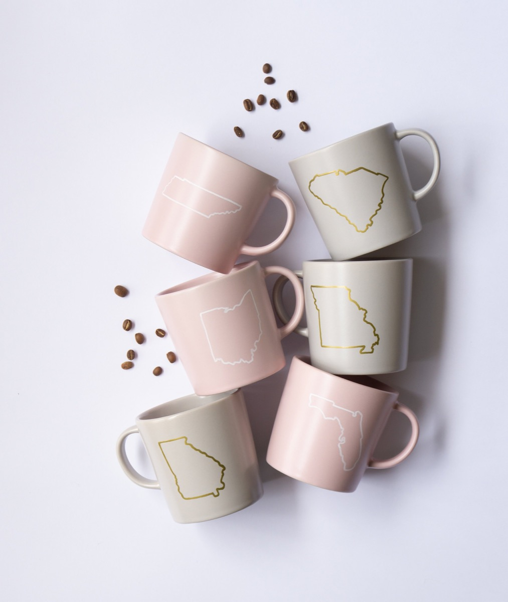 single state mug