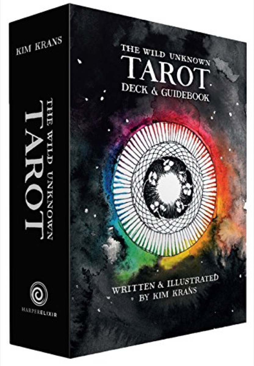 tarot guidebook official keepsake