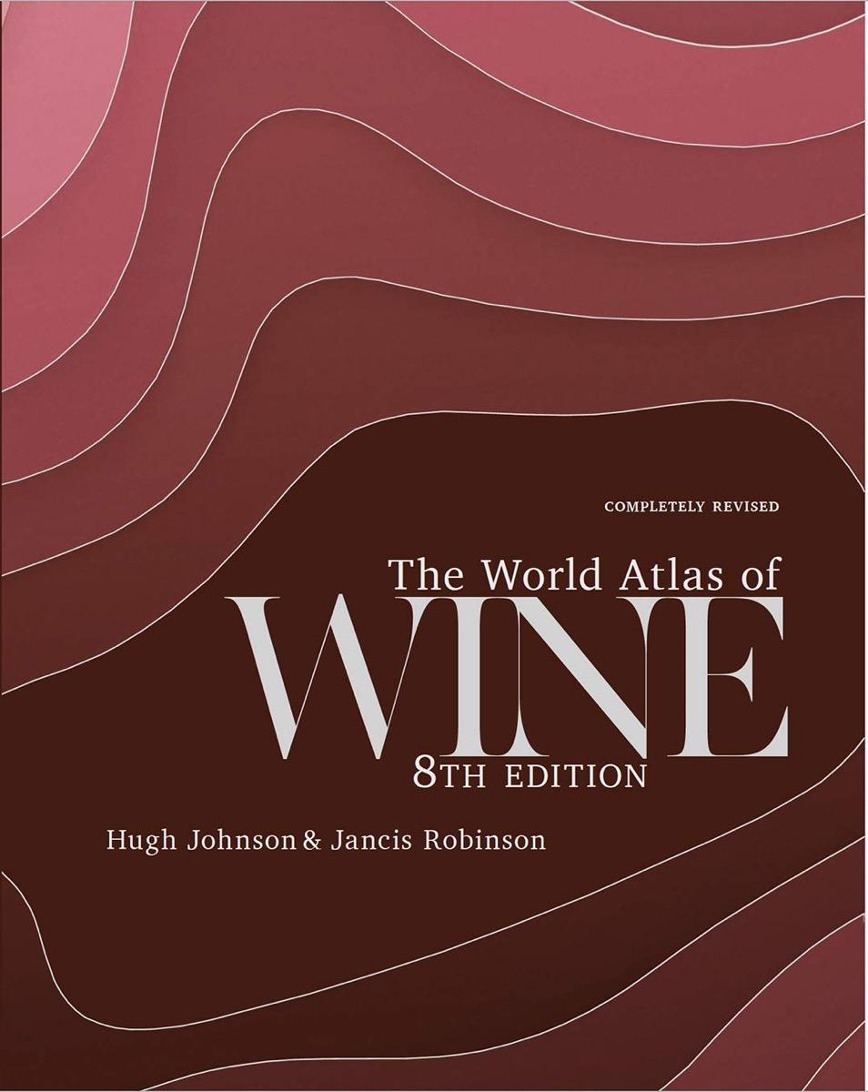 the world atlas of wine book