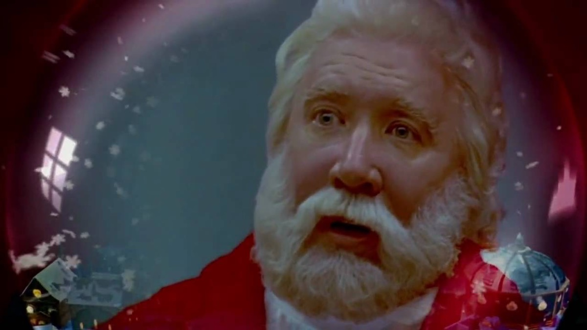 Tim Allen in The Santa Clause