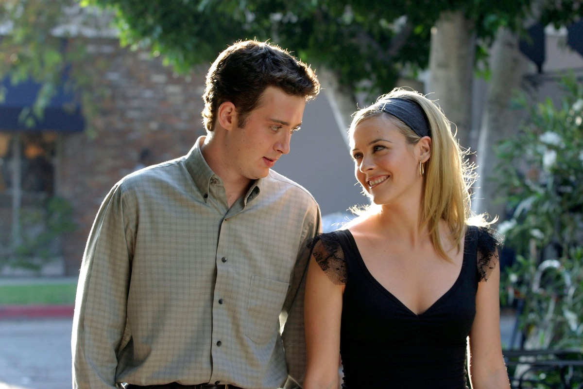 Eddie Kaye Thomas and Alicia Silverstone in Miss Match