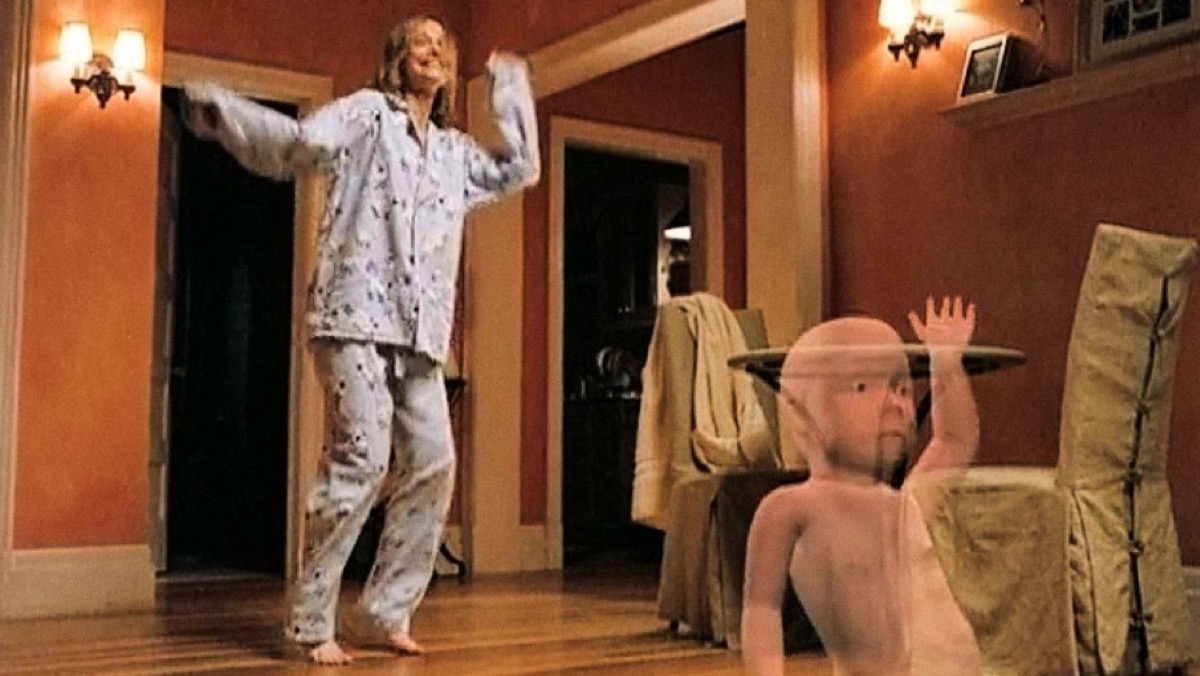 Ally McBeal and the dancing baby