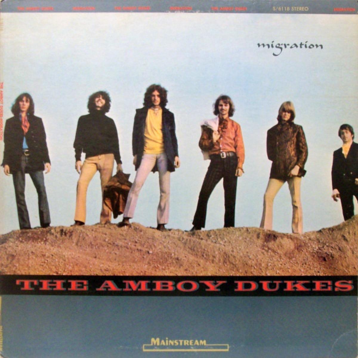 The Amboy Dukes album
