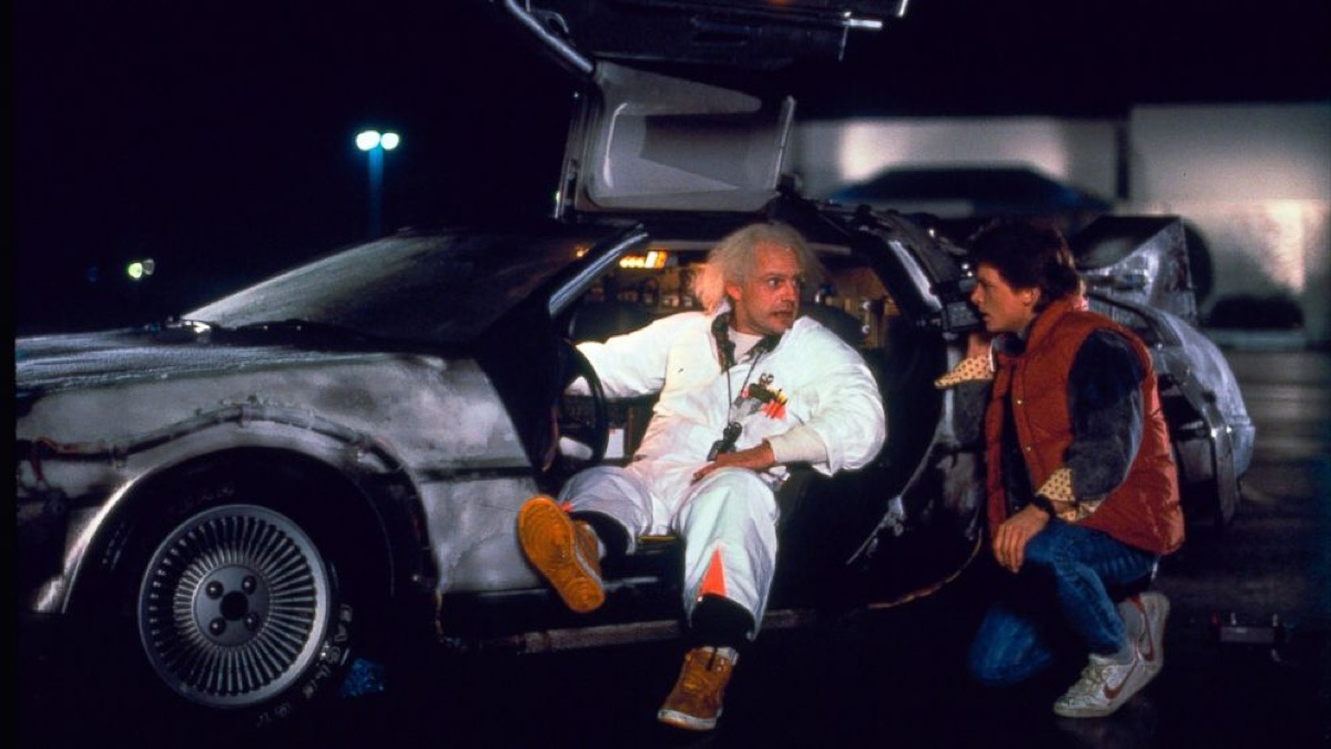 Back to the Future Part II movie
