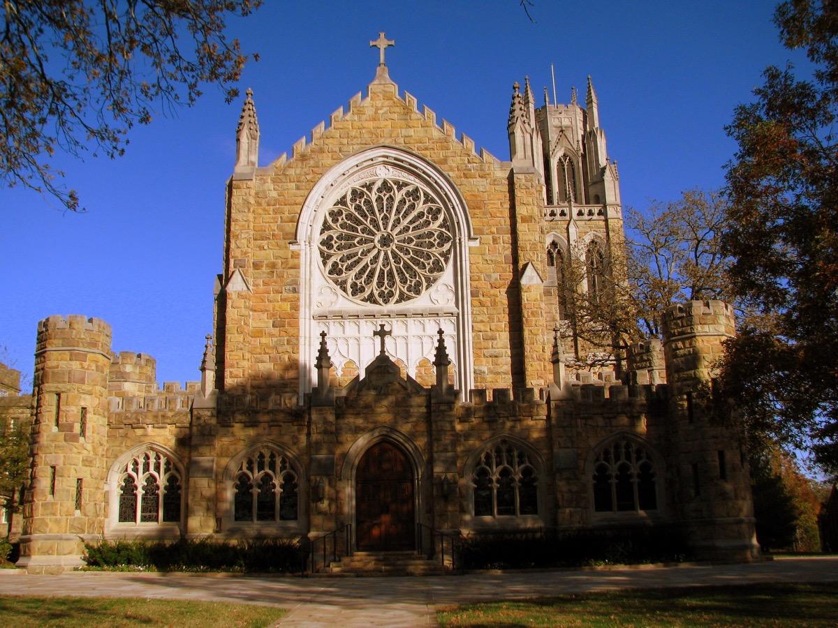 all saints' chapel Tennessee