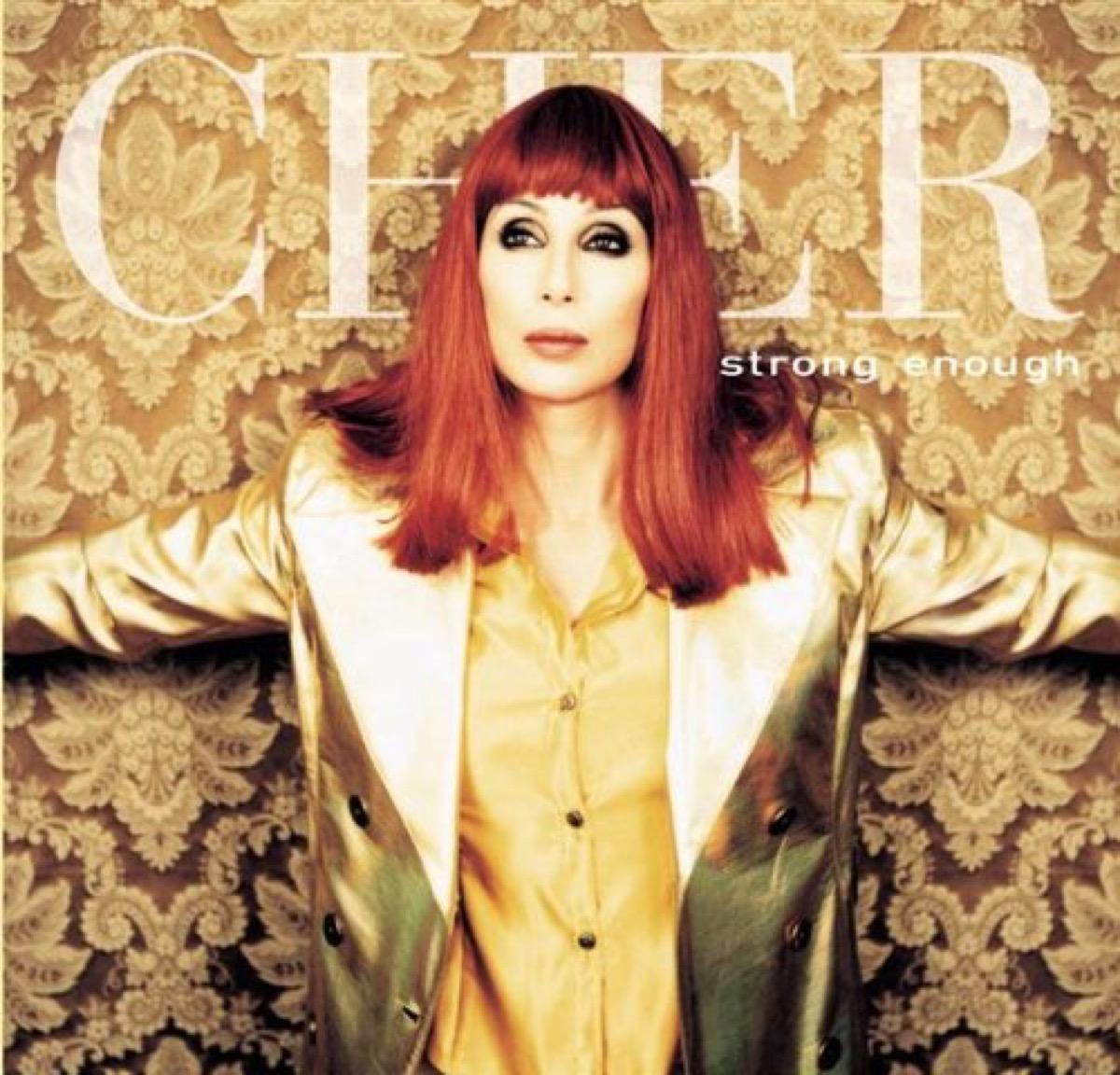 Cher Strong Enough CD