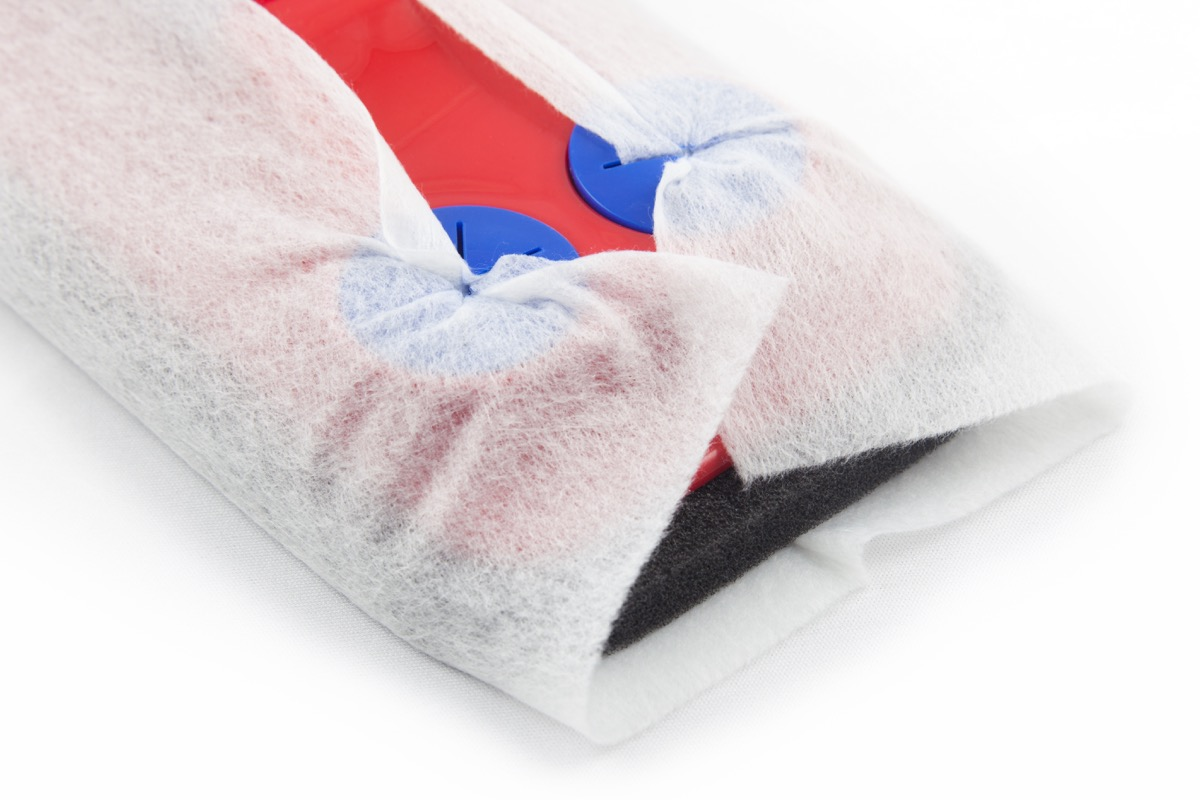 disposable dusting pad