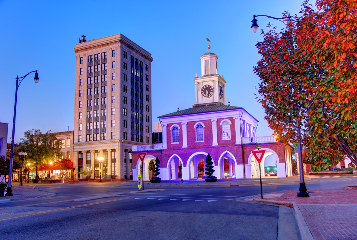 fayetteville is a city in Cumberland County, North Carolina, United States. It is the county seat of Cumberland County