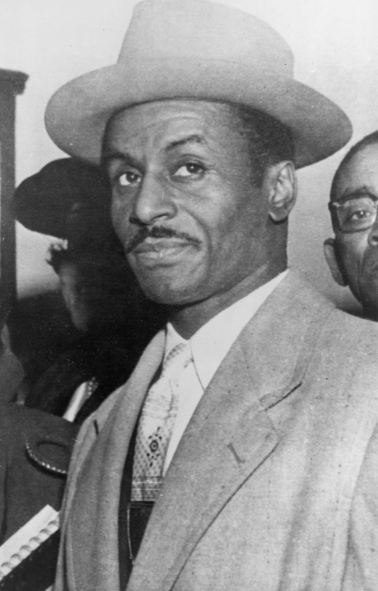 Fred Shuttlesworth (b. 1922) was on the front lines of the southern civil rights movement. He survived two attempts on his life in the 1950s, and participated in campaigns in Birmingham and Selma in the 1960s.