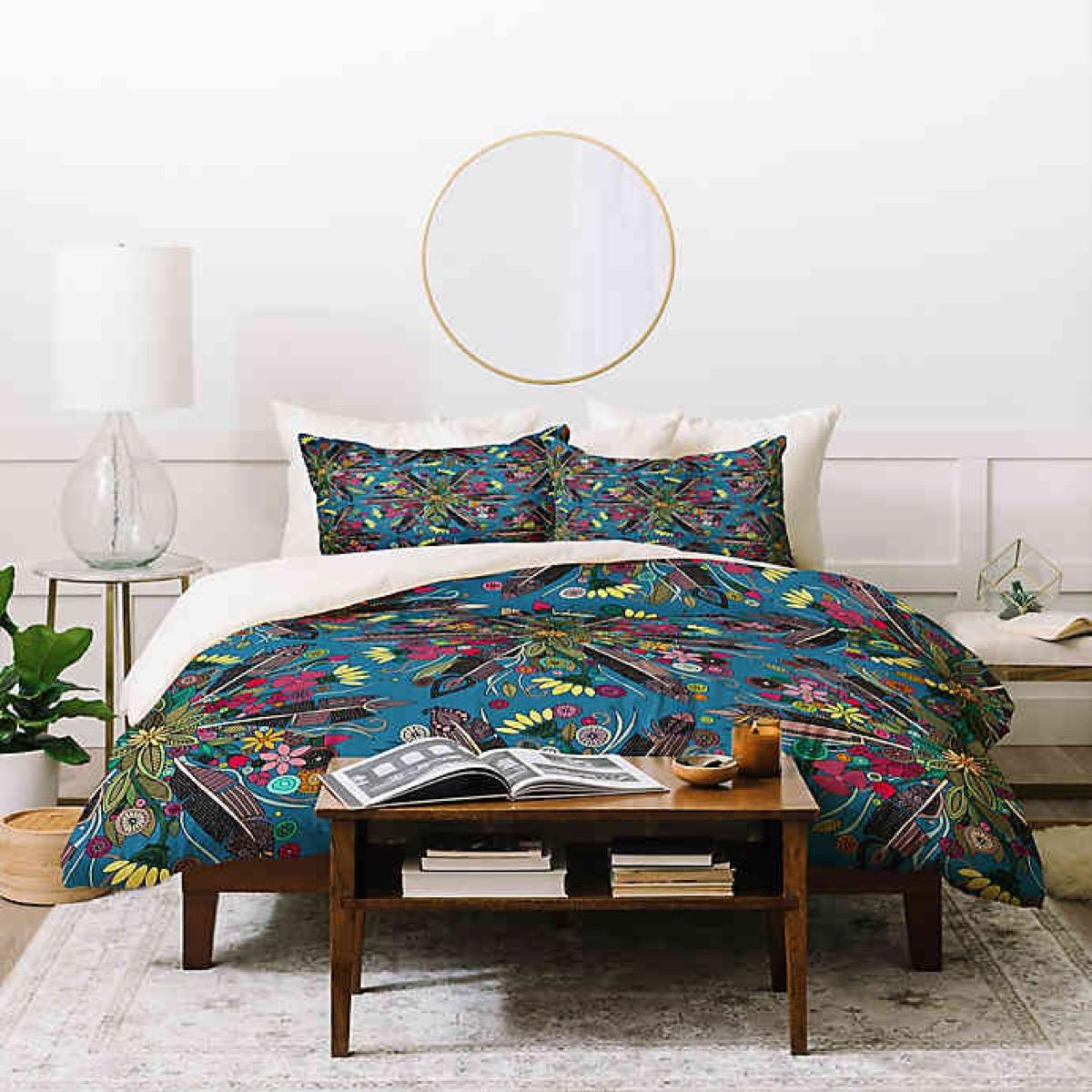 Geometric bedding
