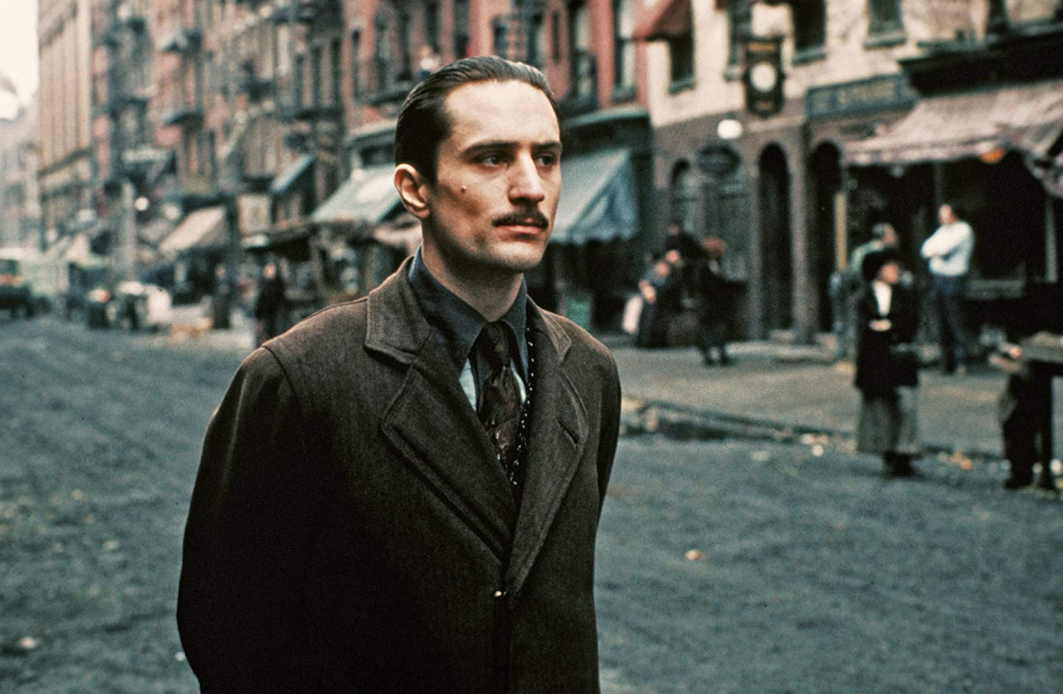 Still from The Godfather II