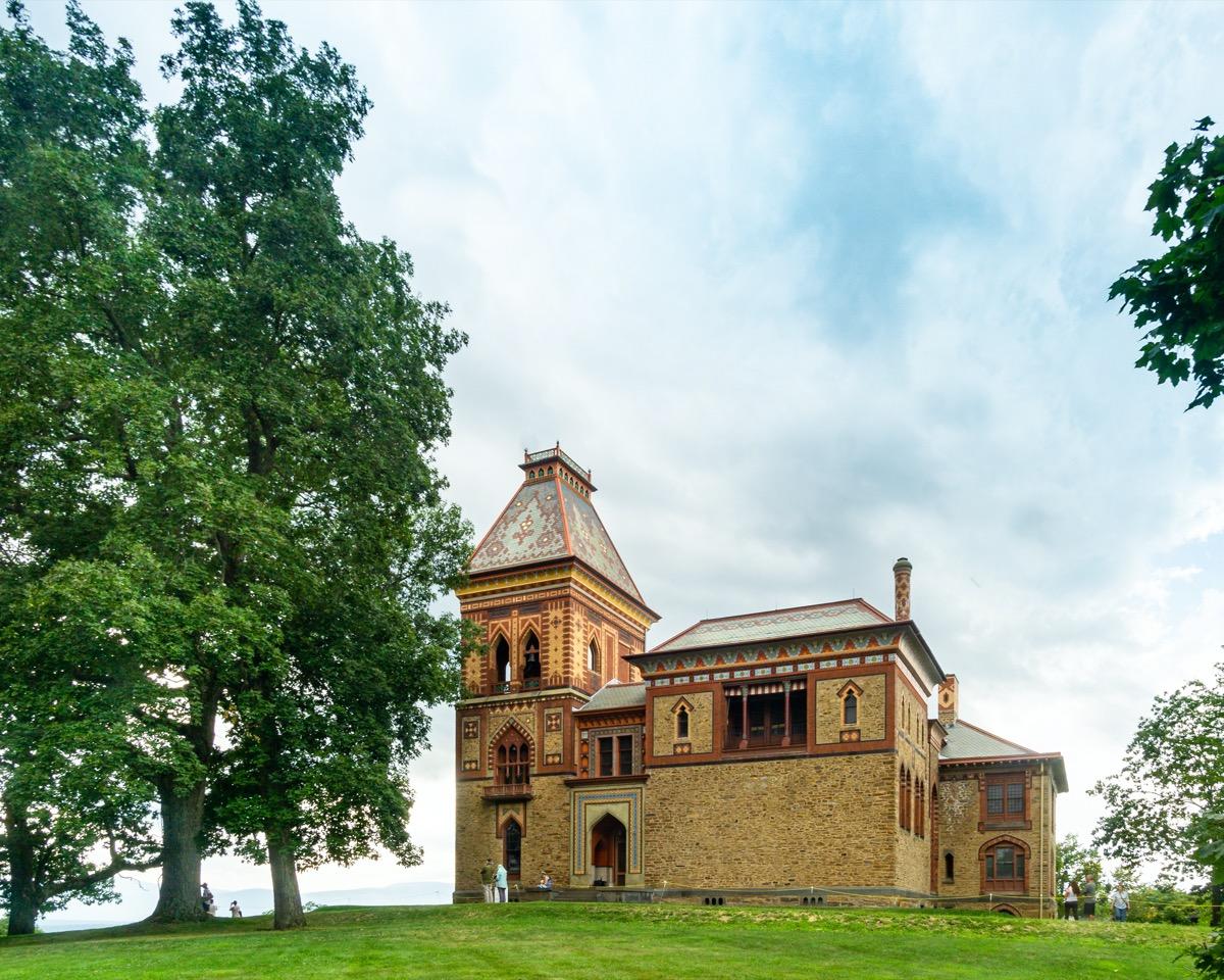 olana state historic site in greenport new york