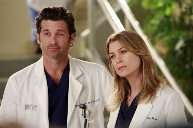 Still from Grey's Anatomy