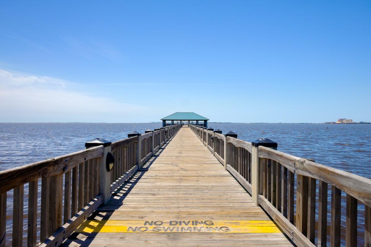 bridge on gulf coast ocean springs ms