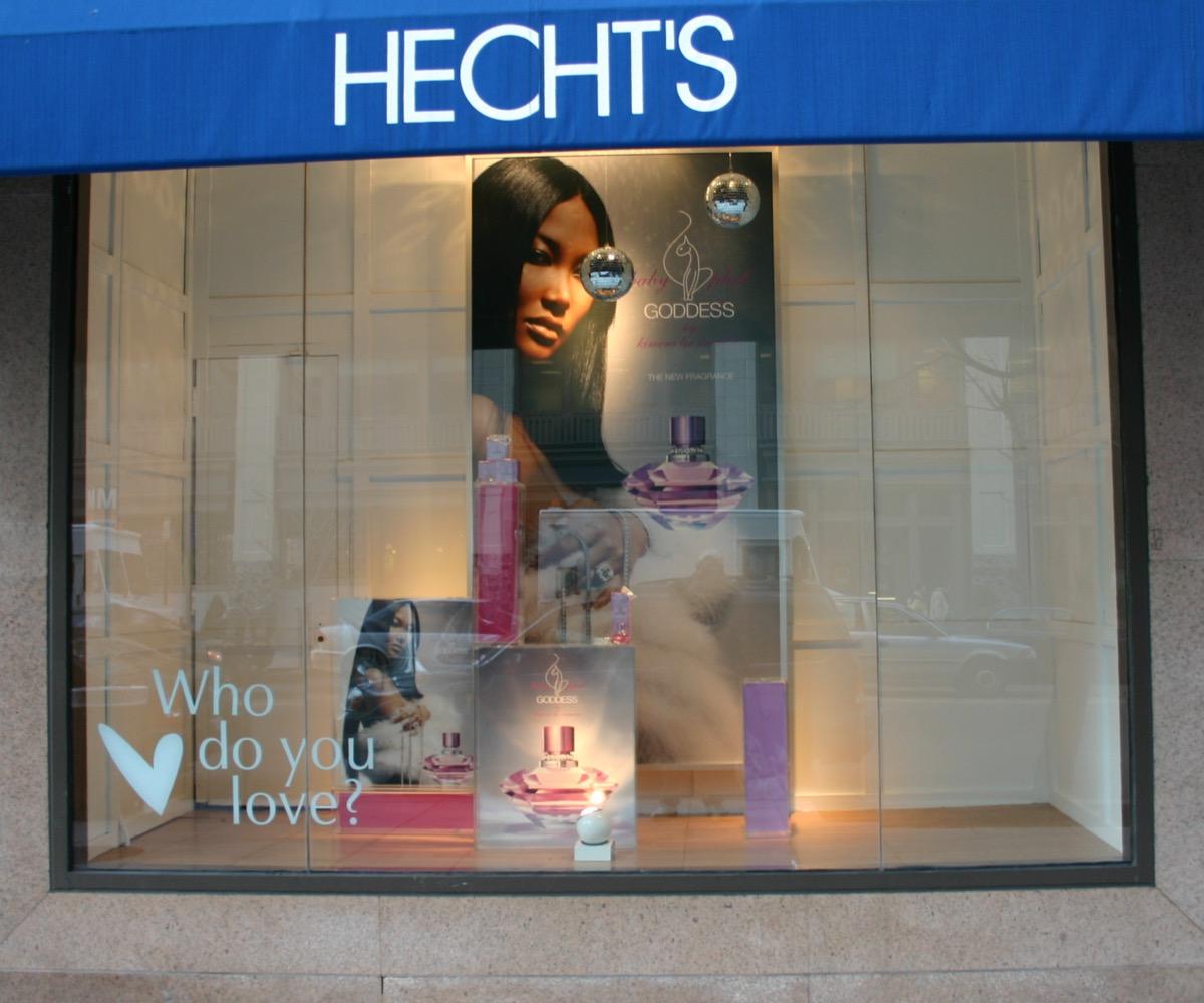 Hecht's store