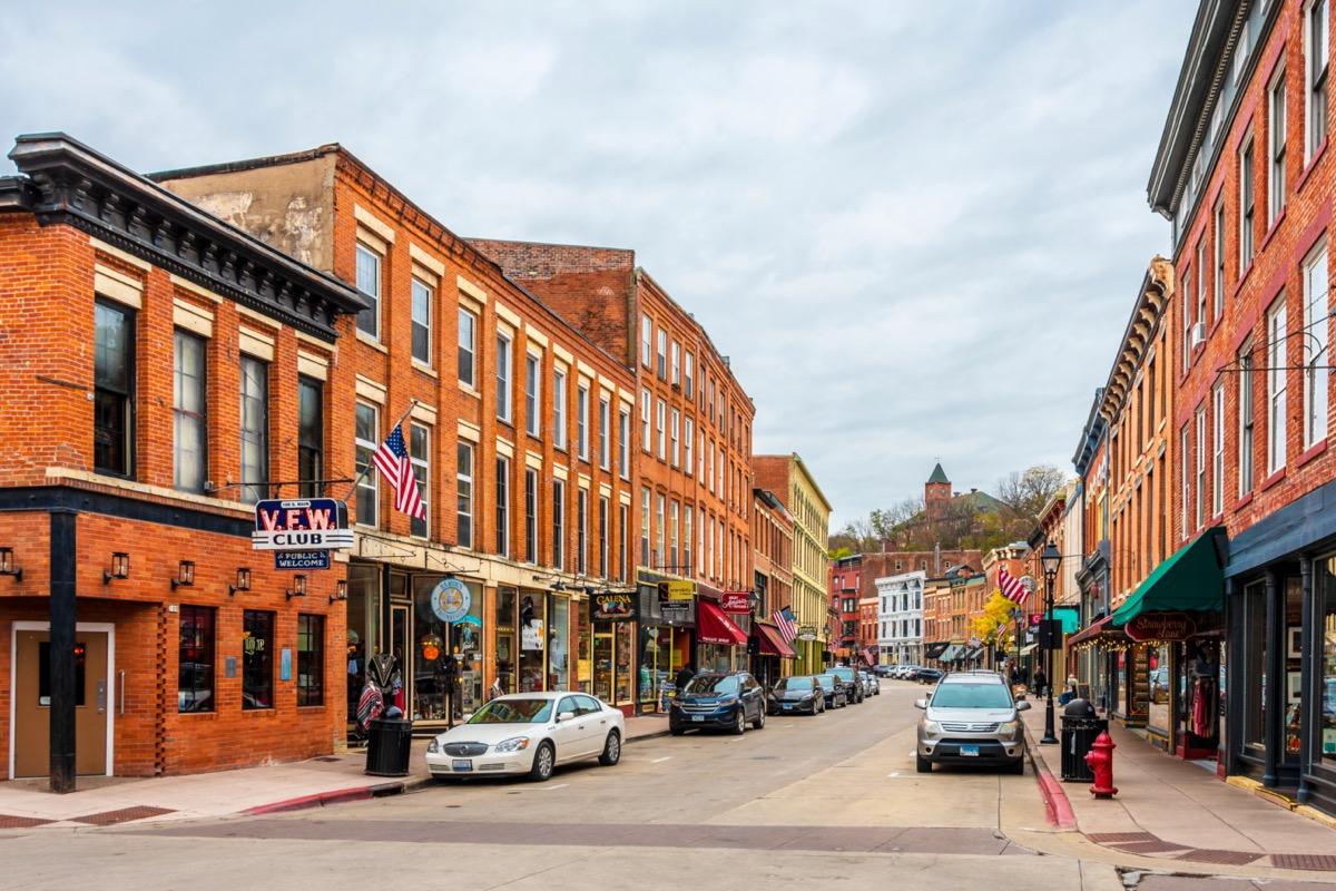 main street shops of galena illinois