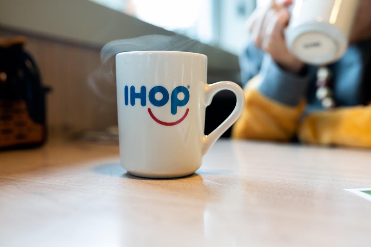 ihop cup