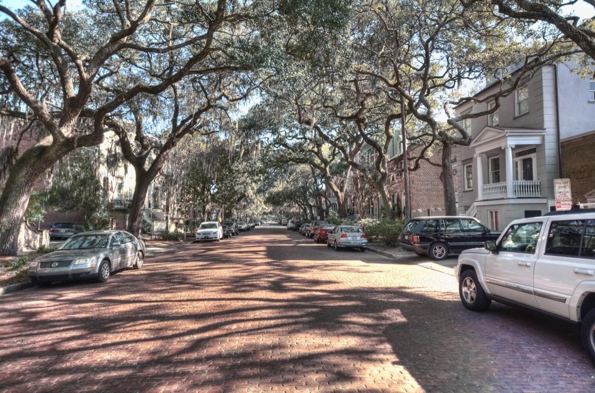 jones street savannah
