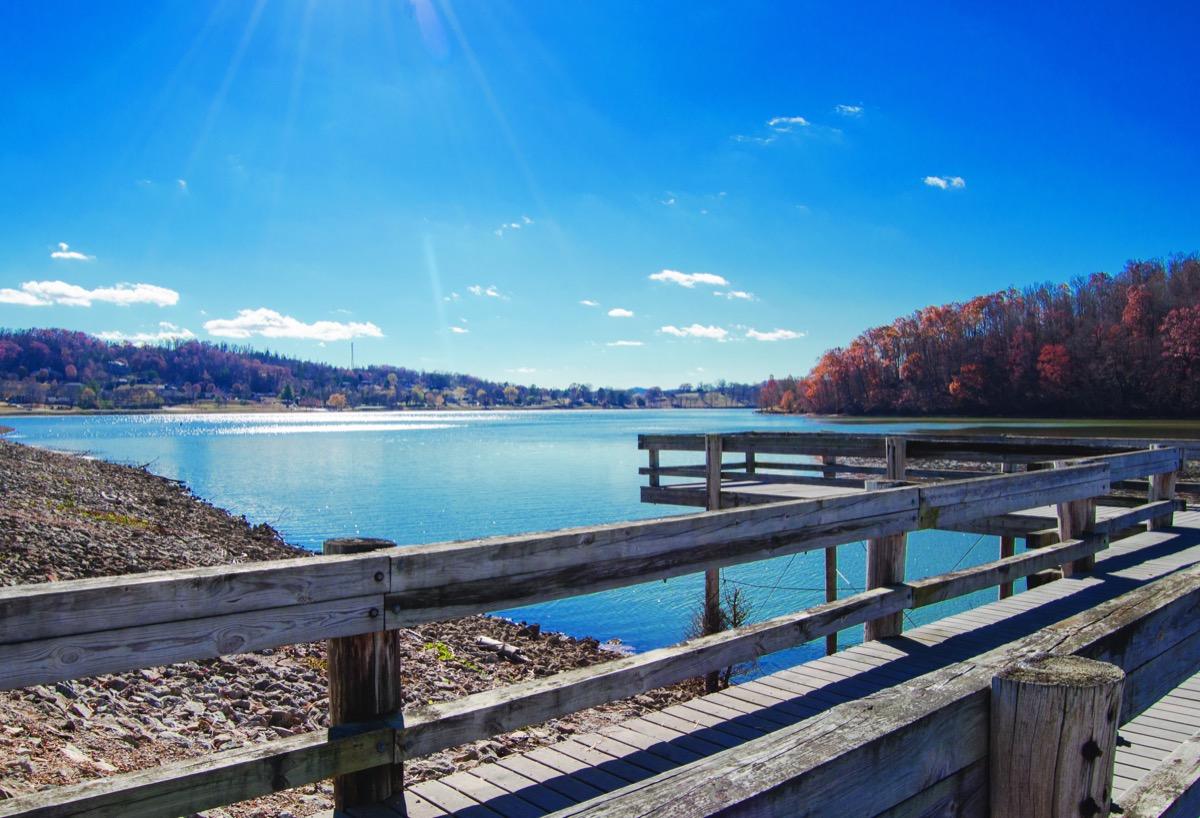 kingston tennessee lake water