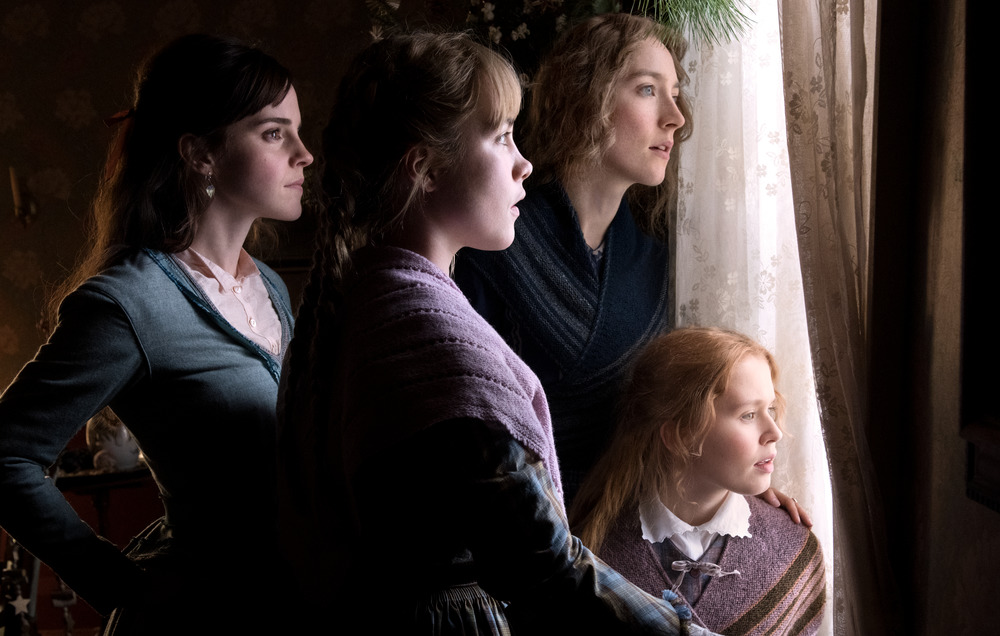 Still from movie Little Women