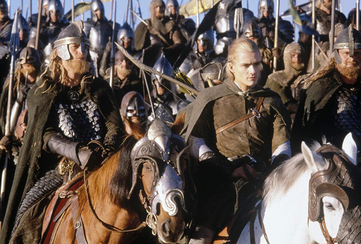Troops in The Lord of the Rings: The Return of the King