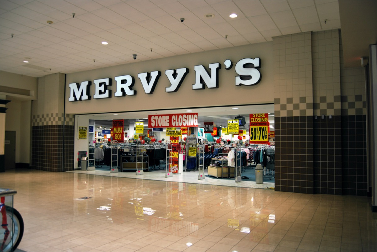 Mervy's