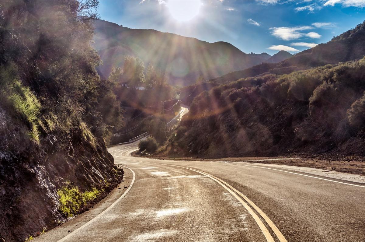 mulholland drive california