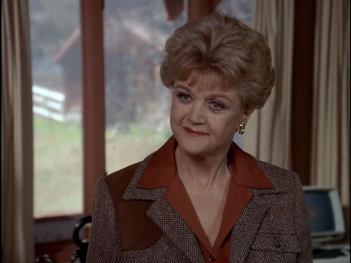 Still from Murder, She Wrote