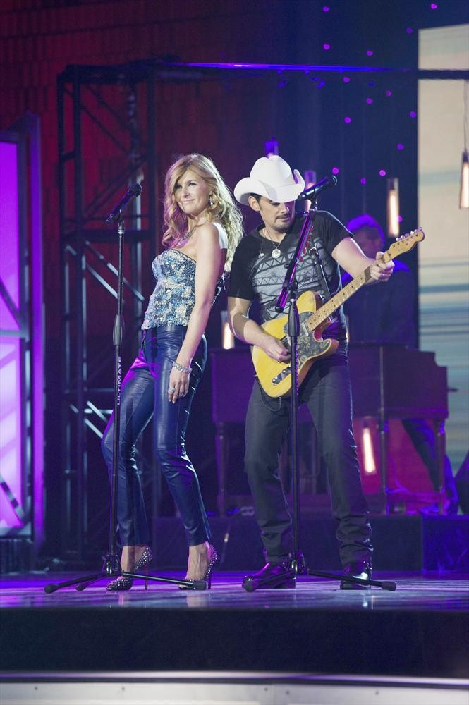 Still from Nashville show