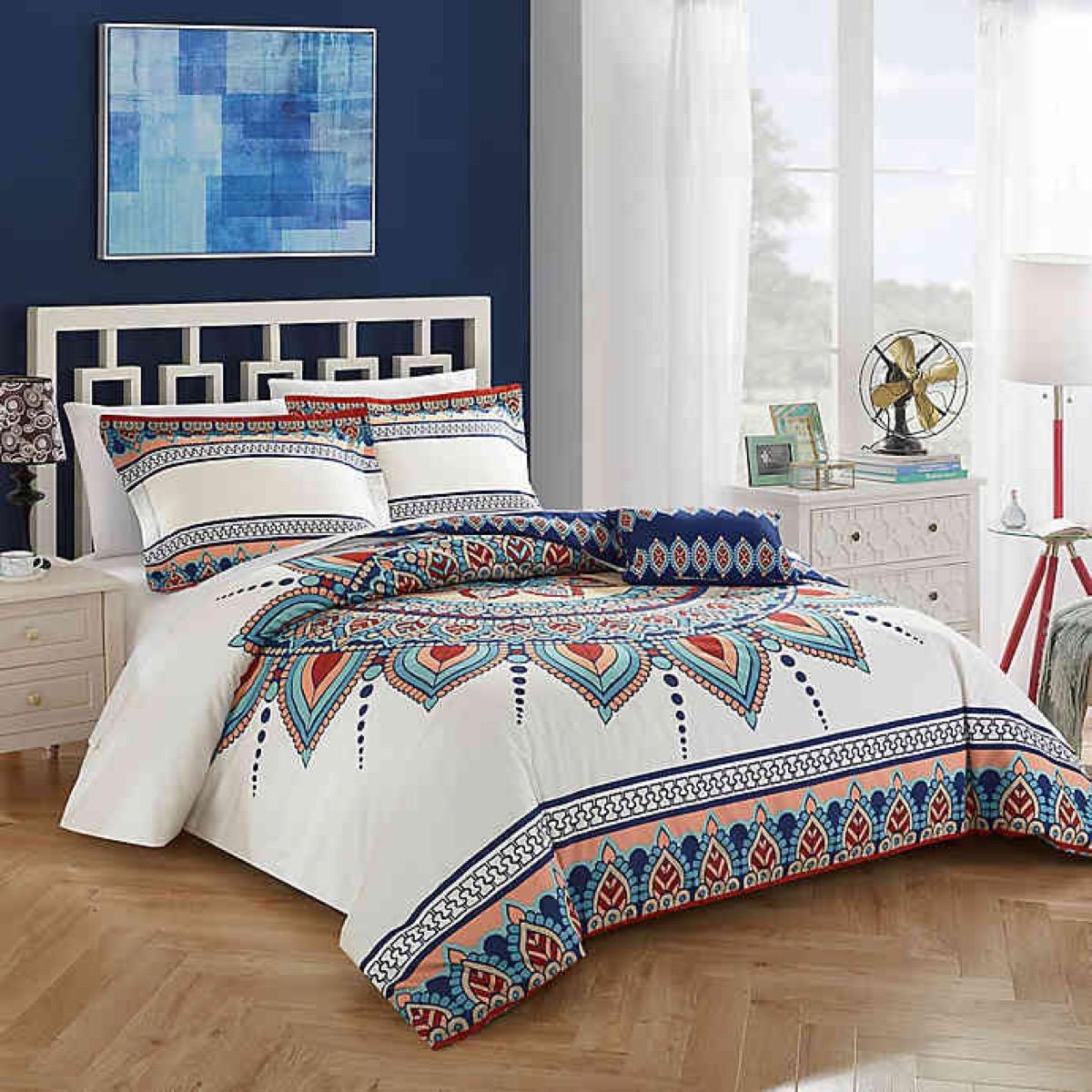 Reversible bedding