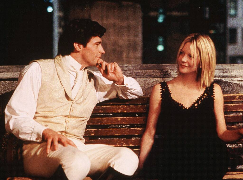 hugh jackman and meg ryan in kate and leopold